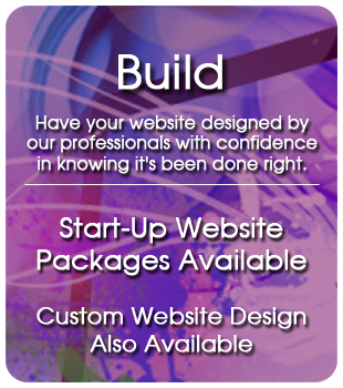 Have your website designed by our professionals with confidence in knowing it's been done right.