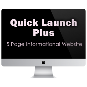 Quick Launch Plus   5 Page Informational Website   KESHANDE Technology