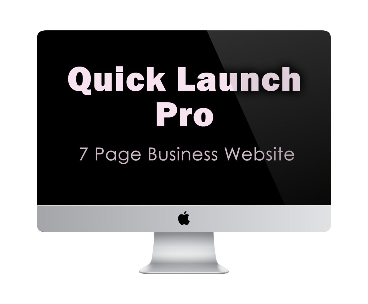 Quick Launch Pro | 7 Page Business Website | KESHANDE Technology