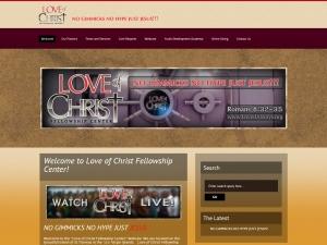 Website Visual - Love of Christ Fellowship Center