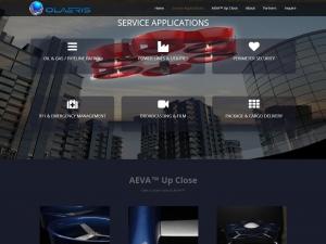 Website Visual - Olaeris
