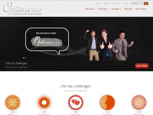 Website Visual - Options EAP & Corporate Consultants