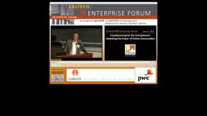Caltech / MIT Enterprise Forum